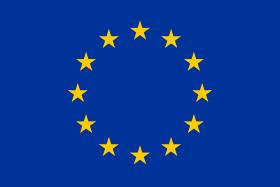 Bandiera dell'Europa