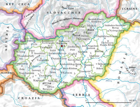 Muro Ungheria Serbia