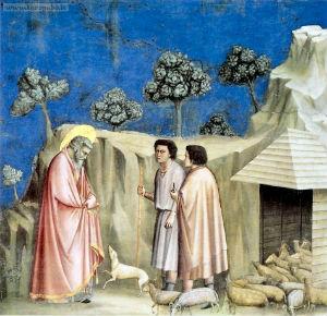 Giotto Scrovegni y