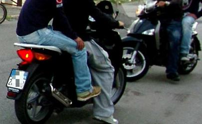 scooter rapina