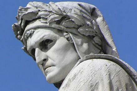 Dante Ravenna morto 14 settembre Paolo e Francesca