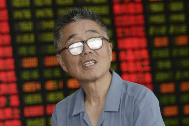 Cina crollo