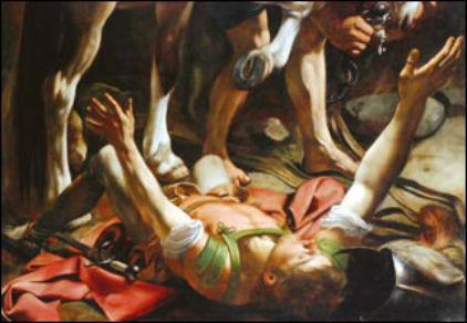 Damasco Caravaggio