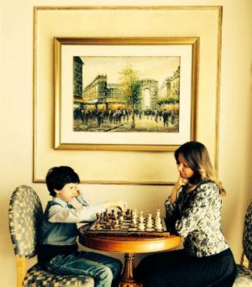 Nataliya scacchi
