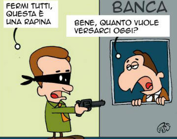 rapina vignetta