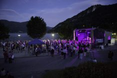 Caslano Blues 2015 Piazza Lago