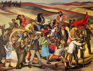 L'occupazione delle terre incolte in Sicilia