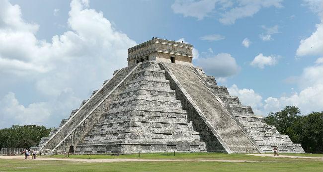 Messico, scoperta terza struttura all'interno della piramide di Kukulkan