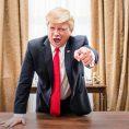 Trump fake