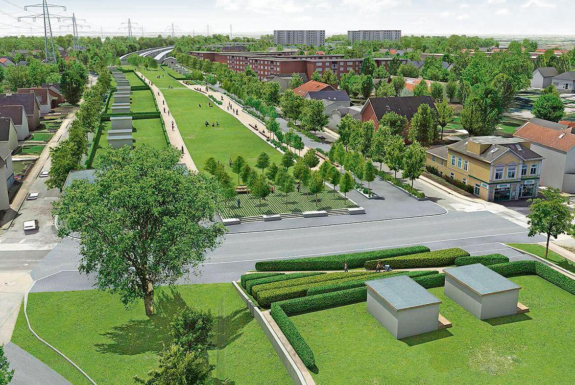 Come Realizzare Un Tetto Economico un tetto verde sull'autostrada per una riconquista del