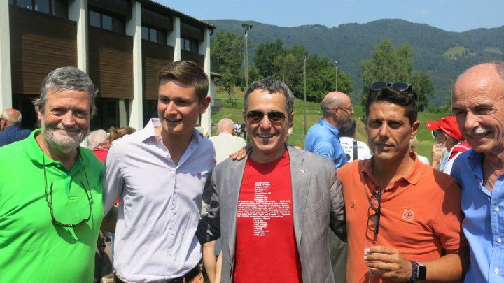 Governo: Ignazio Cassis rinuncia a cittadinanza italiana