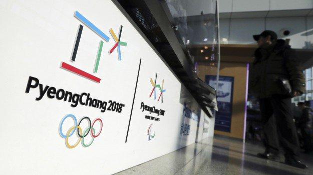 Inizio ufficiale dei giochi olimpici invernali di for Xxiii giochi olimpici invernali di pyeongchang medaglie per paese
