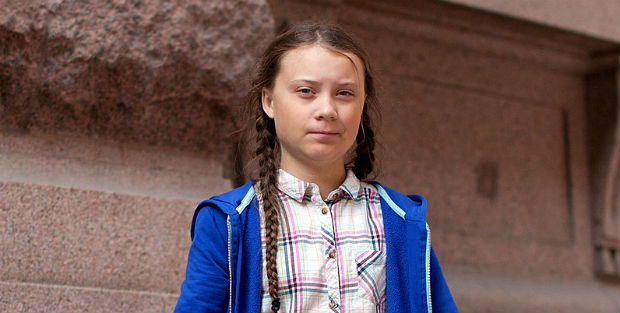 Greta Thunberg Wikipedia: Greta Thunberg Incontra Papa Francesco
