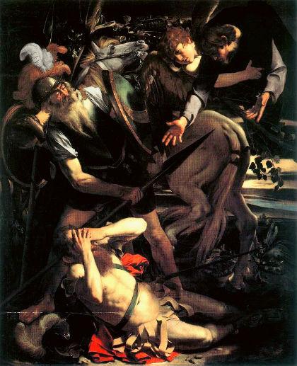 Caravaggio (1600) - Immagine Wiki commons