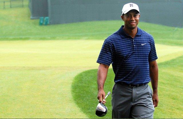 Tiger Woods grave incidente