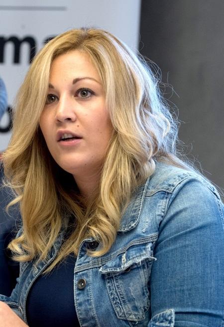 Sabrina Aldi Lega candidata al municipio