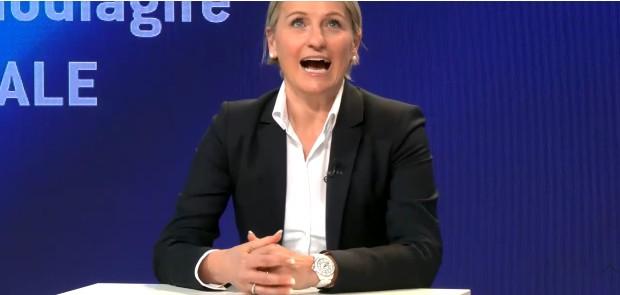 Karin Valenzano sostiene il PSE