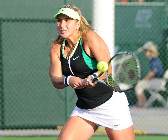 Chi è Belinda Bencic la Svizzera che ha vinto l'Oro a Tokyo nel Tennis
