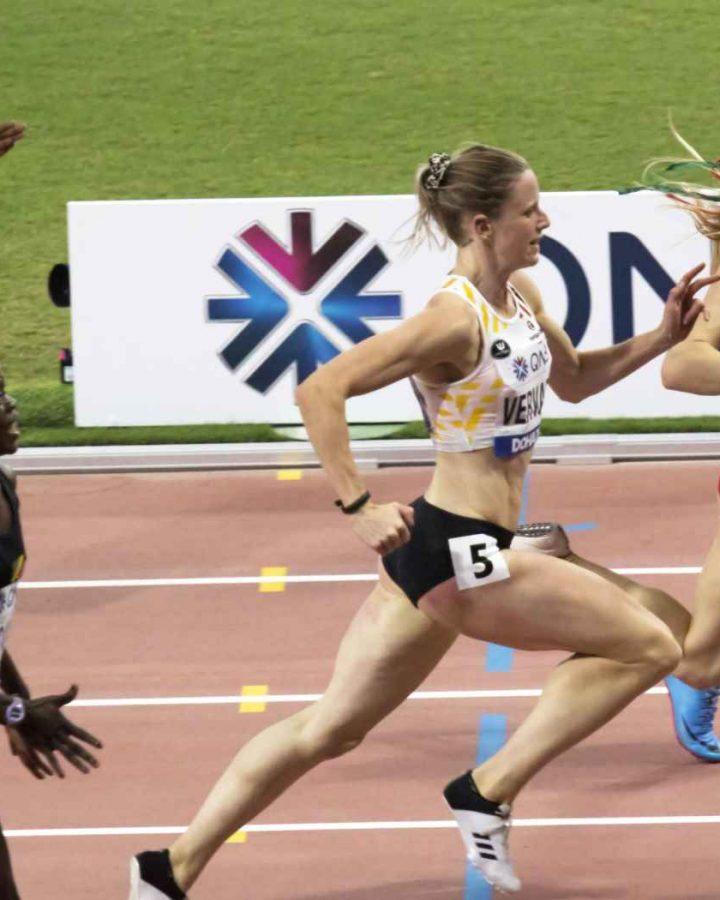 Ottiene un visto umanitario l'atleta bielorussa che si è rifiutata di tornare a casa