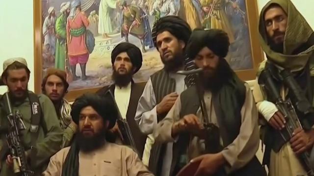 screenshot dal video di insediamento