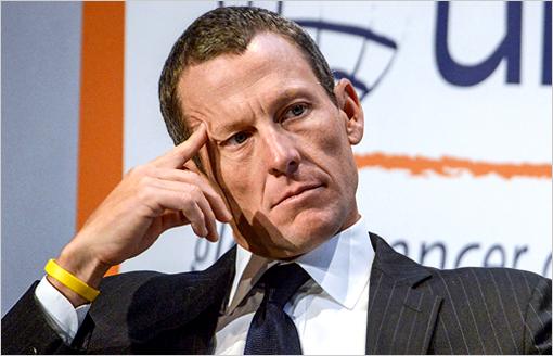 Indurain si è anche detto sorpreso dal fatto che Lance Armstrong abbia deciso di non contestare le accuse e il ritiro delle sue sette vittorie al Tour de ... - lance-armstrong